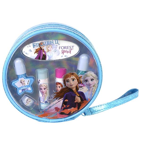 Фото - Markwins 1599007E Frozen Игровой набор детской декоративной косметики для губ и ногтей в косметичке markwins 9607351 frozen набор детской декоративной косметики в дорожном чемодане