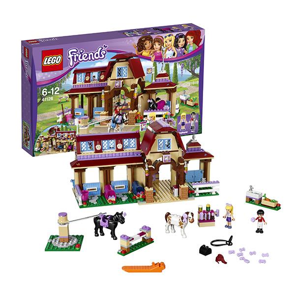 Lego Friends 41126 Лего Подружки Клуб верховой езды