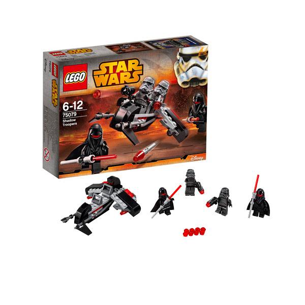 Lego Star Wars 75079 Конструктор Лего Звездные Войны Воины Тени