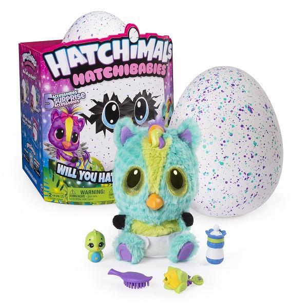 ... Hatchimals 19133-PON Хетчималс Hatchy-малыш интерактивный питомец,  вылупляющийся из яйца ... e0fc0418ff3