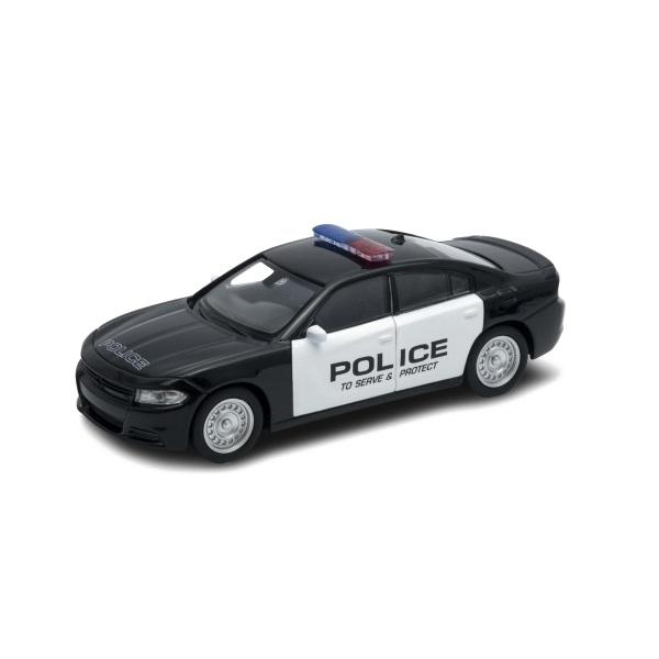 Welly 43742P Велли Модель машины 1:38 Dodge Charger Police