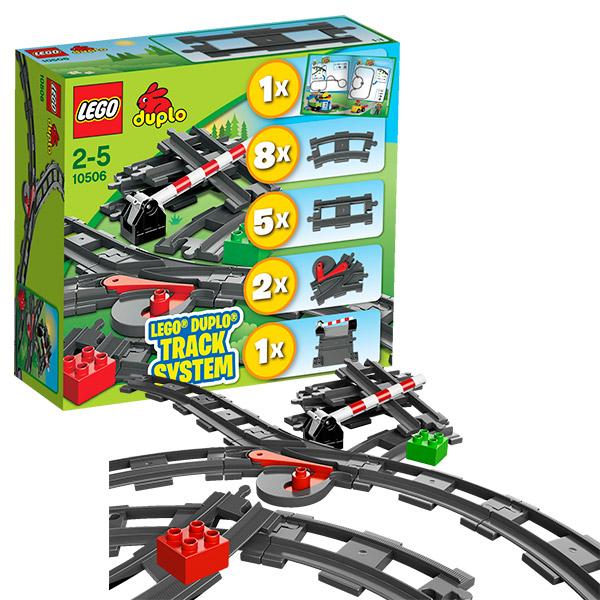 Lego Duplo 10506 Конструктор Дополнительные элементы для поезда