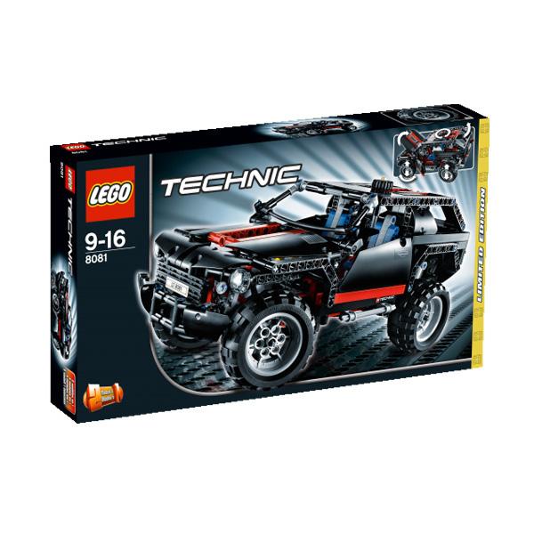 Lego Technic 8081X Экстремальный Круизер