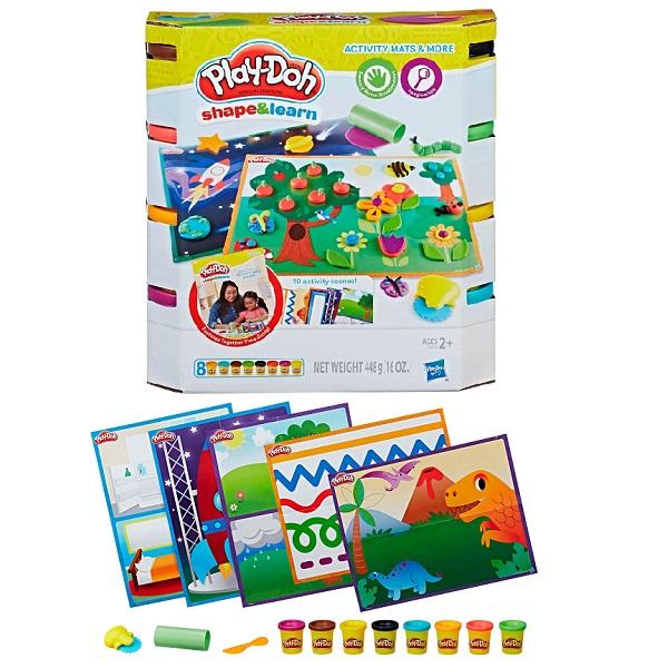 Hasbro Play-Doh E0041 Плей До Познаем Мир hasbro игровой набор play doh познаем мир