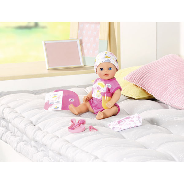 Zapf Creation Baby born 827-321 Бэби Борн my little BABY born Девочка Нежное прикосновение, 36 см