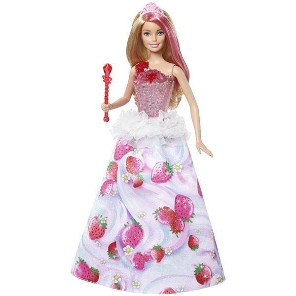 Mattel Barbie DYX28 Барби Конфетная принцесса барби рок принцесса dvd