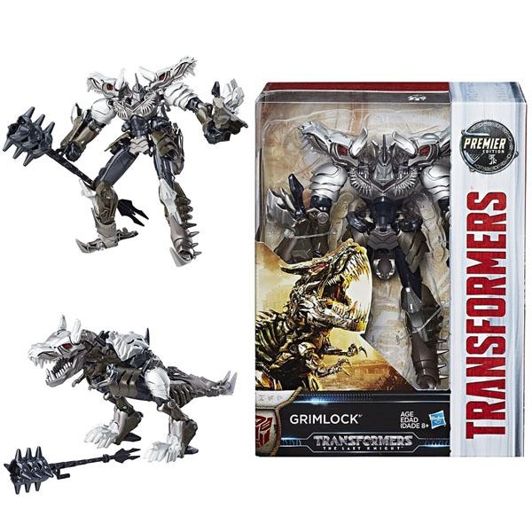 Hasbro Transformers C0891/C1333 Трансформеры 5: Вояджер Гримлок роботы transformers трансформеры 5 делюкс автобот сквикс