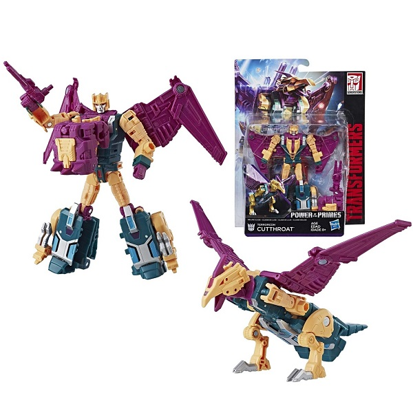 Hasbro Transformers E0595/E1131 Трансформеры ДЖЕНЕРЕЙШНЗ ДЕЛЮКС Катфроут трансформер дженерейшнз делюк cutthroat transformers