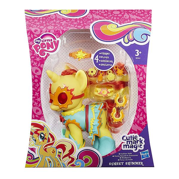 Hasbro My Little Pony B0360 Пони-модницы 15 см (в ассортименте)