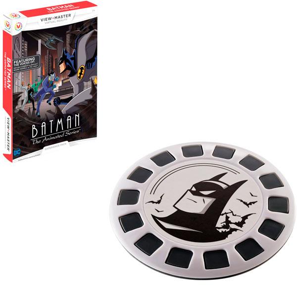 "Mattel View Master FDF09 Набор визуализации ""Бэтмен"""