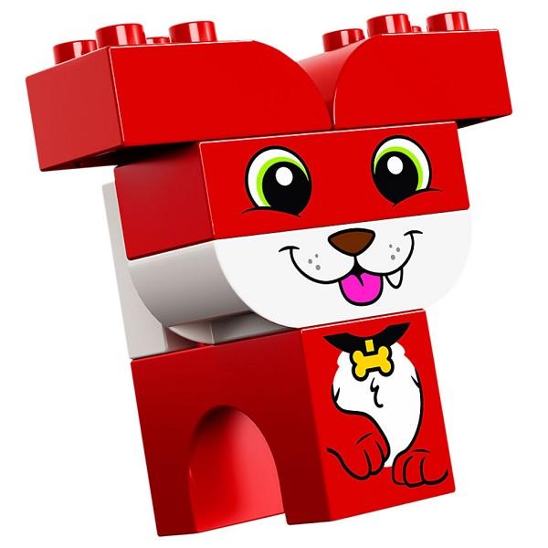Lego Duplo 10858 Конструктор Мои первые домашние животные