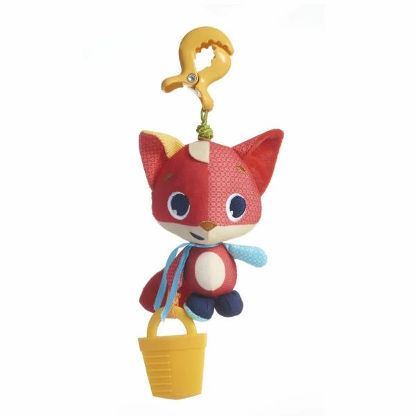 Tiny Love 1113701110 Игрушка-подвеска Лисёнок игрушка подвеска tiny love медвежонок