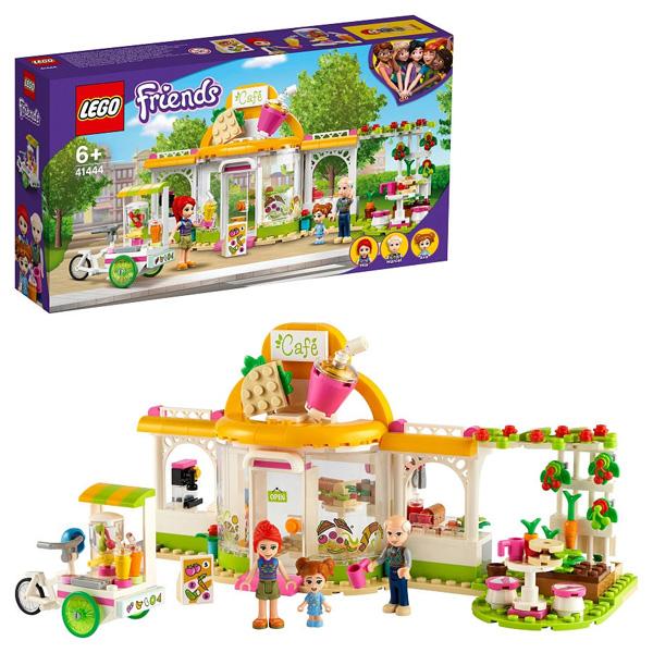 LEGO Friends 41444 Конструктор ЛЕГО Подружки Органическое кафе Хартлейк-Сити