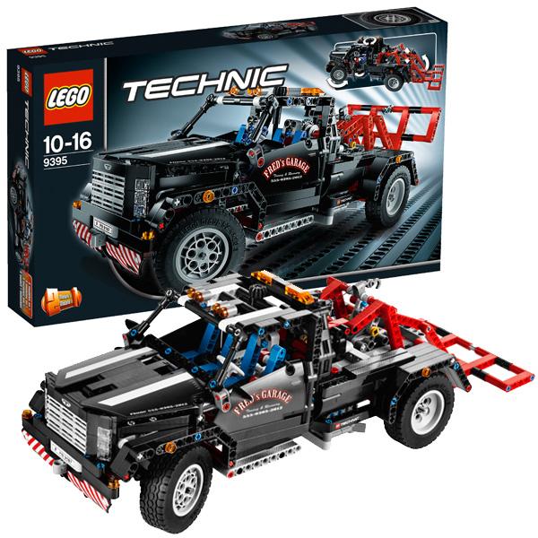 Lego Technic 9395 Конструктор Тягач