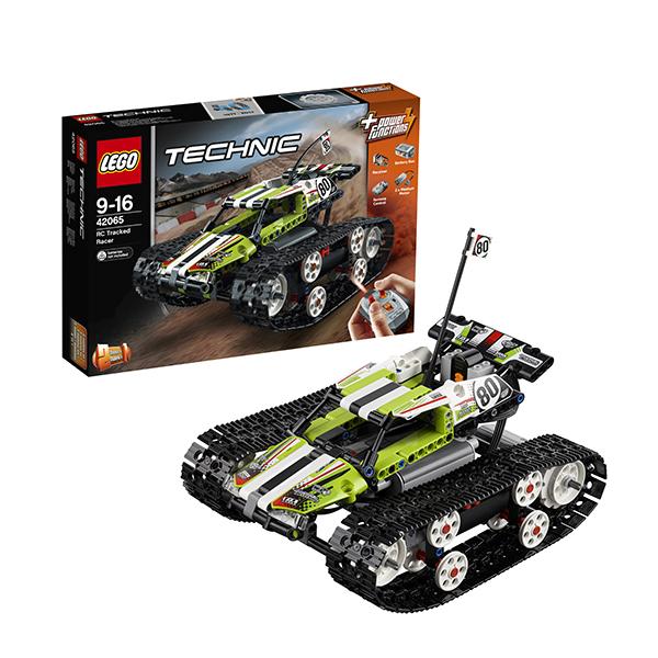 Lego Technic 42065 Конструктор Лего Техник Скоростной вездеход с дистанционным управлением lego technic 8293 лего техник мотор power functions