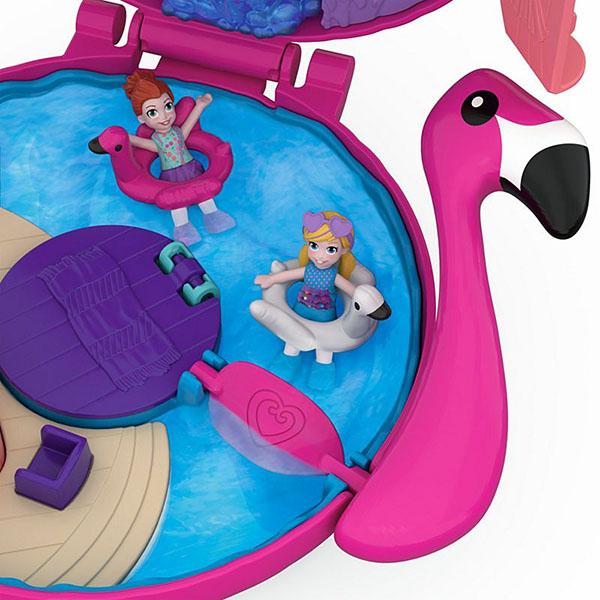 """Mattel Polly Pocket FRY38 Игровой набор""""Мир Полли"""""""