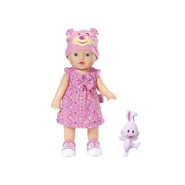 """Zapf Creation Baby born 823-484 Бэби Борн Кукла """"Топ-топ"""", 32 см"""