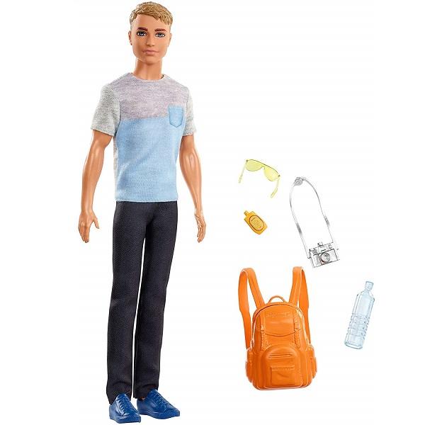 Mattel Barbie FWV15 Барби Кен из серии Путешествия