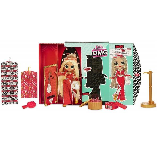L.O.L. Surprise 560548 Кукла OMG Swag 20 см
