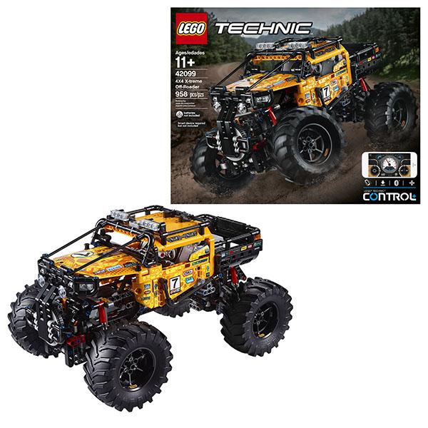 LEGO Technic 42099 Конструктор ЛЕГО Техник Экстремальный внедорожник 4х4 цена