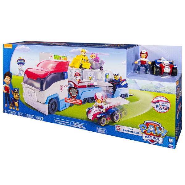 Щенячий патруль игрушки купить в москве
