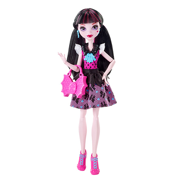 Mattel Monster High DNW98 Кукла Дракулаура monster high кукла пиратская авантюра дракулаура