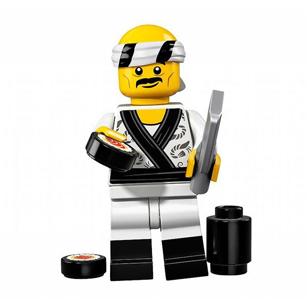 Lego Minifigures 71019 Конструктор Лего Минифигурки LEGO® 2017 версия 3