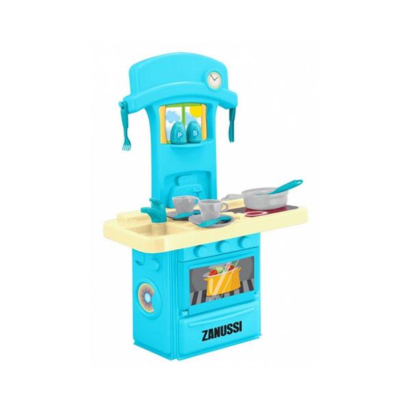 HTI 1684200 Электронная мини-кухня Zanussi игровые наборы профессия hti кассовый аппарат smart
