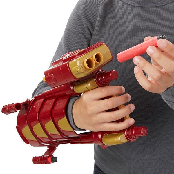 Hasbro Avengers B5785 Боевая броня Железного Человека