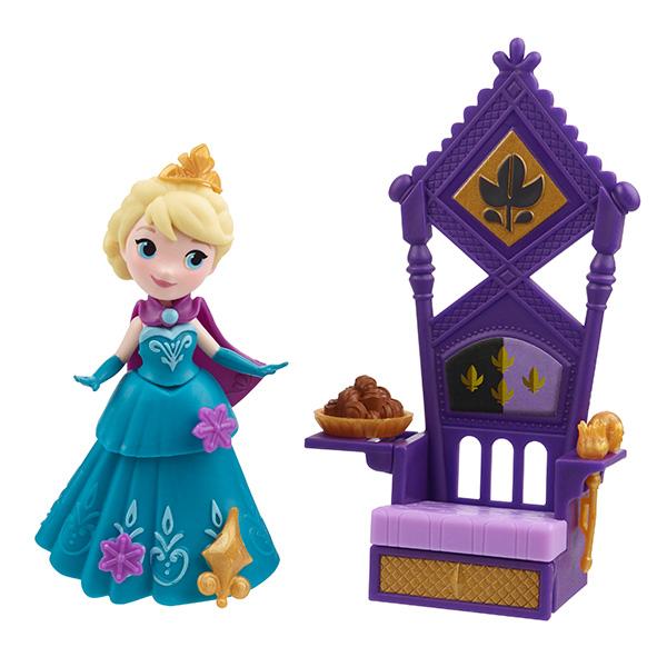 Hasbro Disney Princess B5188 Набор маленькие куклы Холодное сердце с аксессуарами (в ассортименте) настольные игры hasbro операция холодное сердце