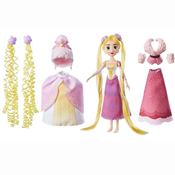 Hasbro Disney Princess C1751 Рапунцель Стильная кукла disney princess игровой набор с мини куклой малышка рапунцель и пони