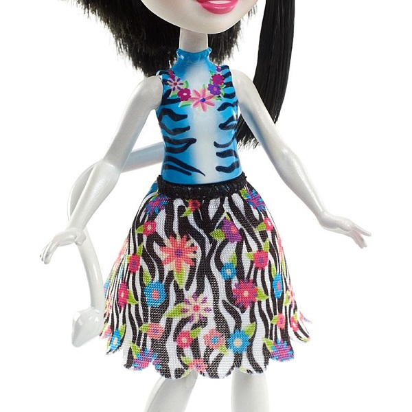 Mattel Enchantimals FKY75 Кукла с большой зверюшкой