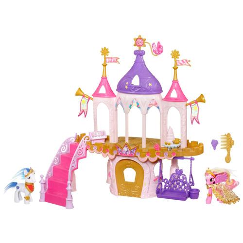 Hasbro My Little Pony 98734H Май Литл Пони Игровой набор Королевский Замок
