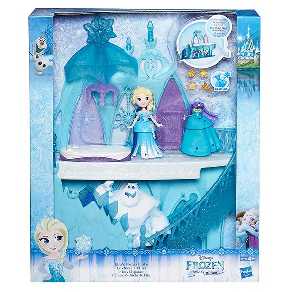 Hasbro Disney Princess B5197 Набор для маленьких кукол Холодное сердце
