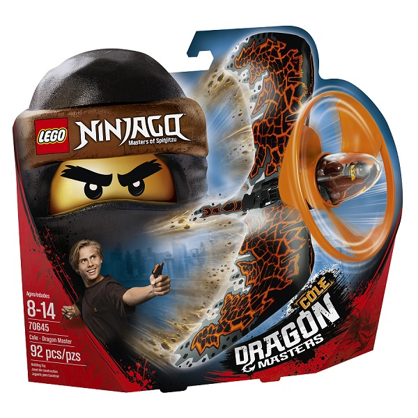 LEGO Ninjago 70645 Конструктор Лего Ниндзяго Мастер дракона