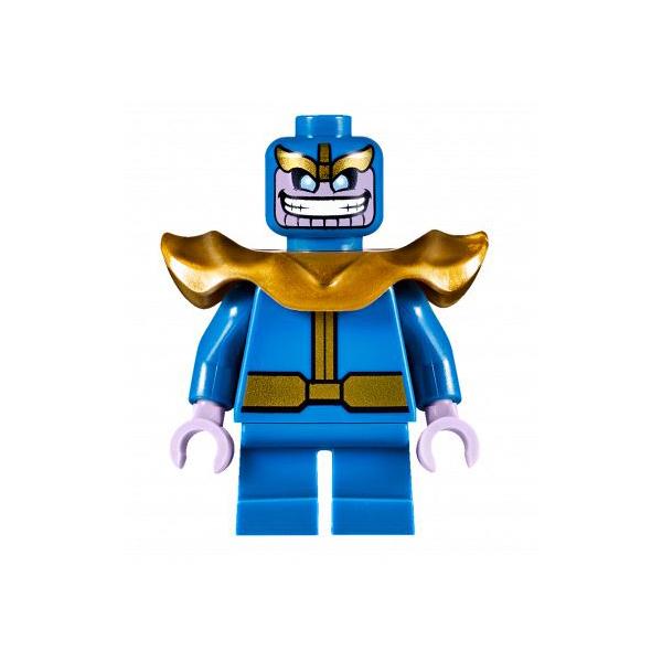Lego Super Heroes Mighty Micros 76072 Лего Супер Герои Железный человек против Таноса