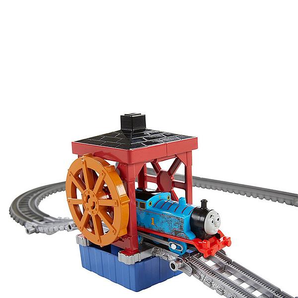 """Mattel Thomas & Friends DVF71 Томас и друзья Набор 2-в-1 """"Угольный бункер/Водяное колесо"""""""