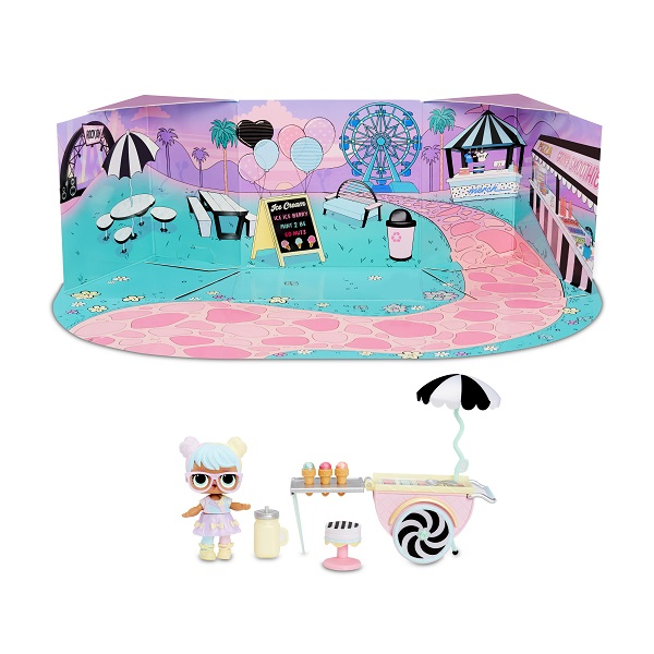 L.O.L. Surprise 564911 Игровой набор LOL Фестиваль мороженого