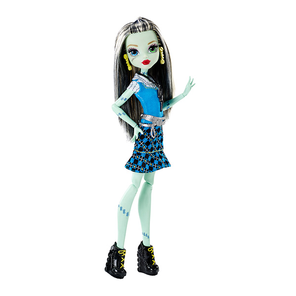 Mattel Monster High DNW99 Кукла Фрэнки Штейн
