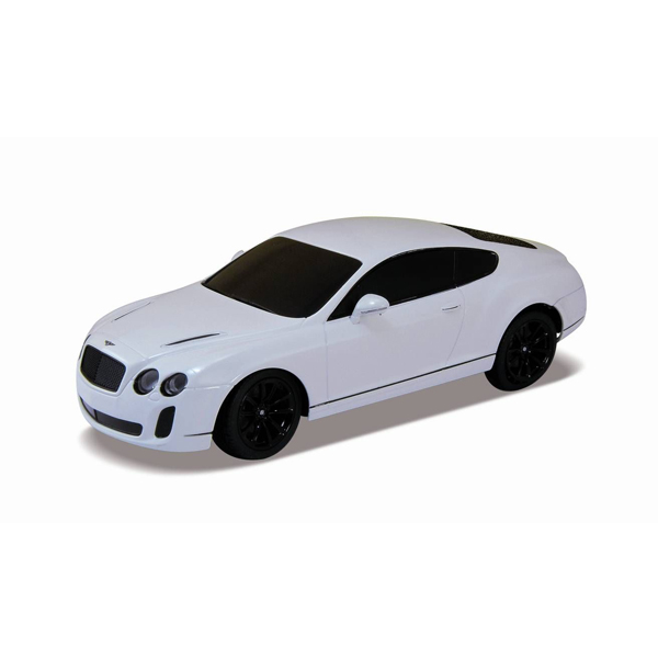 Welly 84003 Велли Радиоуправляемая модель машины 1:24 BENTLEY CONTINENTAL автомобиль welly bentley continental supersports 1 24 белый 24018