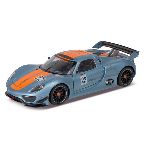 Welly 24044 Велли Модель машины 1:24 Porsche 918 RSR welly 24018 велли модель машины 1 24 bentley continental supersports
