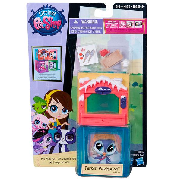Hasbro Littlest Pet Shop B0115 Литлс Пет Шоп Пингвинёнок