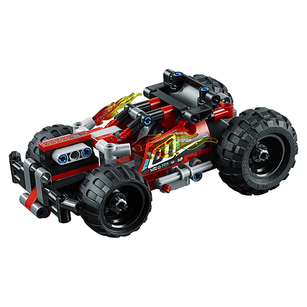 Лего Техник 42073 Красный гоночный автомобиль