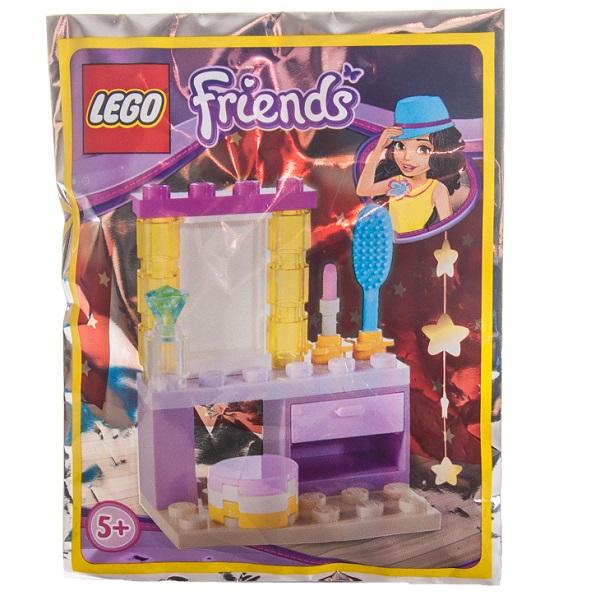 Конструктор Lego Friends 561502 Лего Подружки Туалетный столик