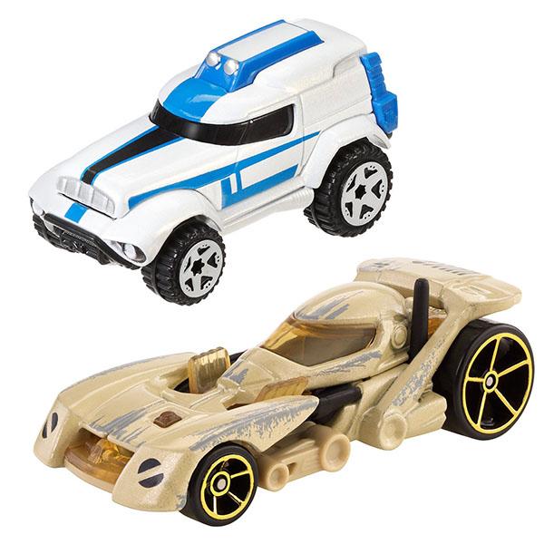 Mattel Hot Wheels CGX02 HW SW Базовые машинки (в ассортименте)