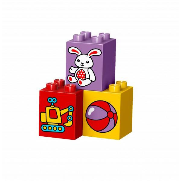 LEGO DUPLO 10845 Конструктор ЛЕГО ДУПЛО Моя первая карусель