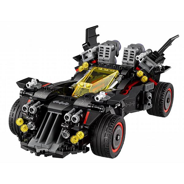 Lego Batman Movie 70917 Конструктор Лего Фильм Бэтмен: Крутой Бэтмобиль