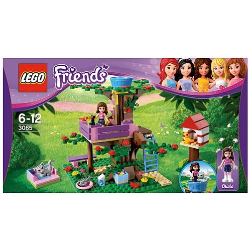 Lego Friends 3065 Конструктор Оливия и домик на дереве