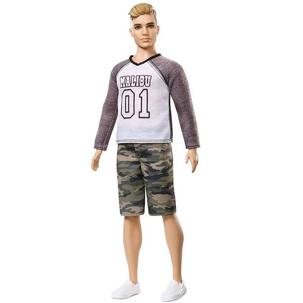 Mattel Barbie FNH40 Кен из серии Игра с модой куклы и одежда для кукол barbie mattel кен из серии игра с модой fnh40