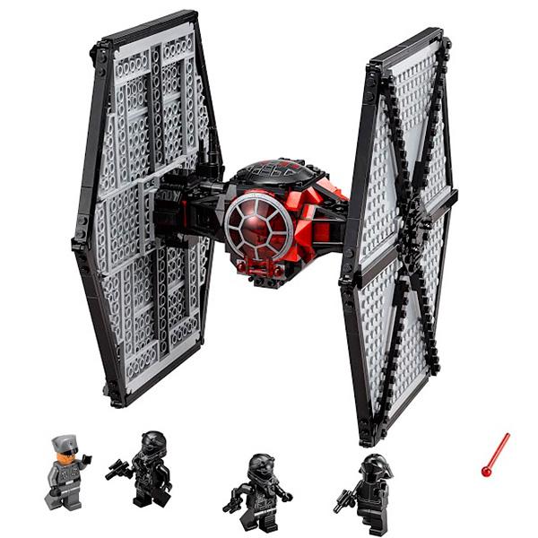 Lego Star Wars 75101 Конструктор Лего Звездные Войны Истребитель особых войск Первого Ордена